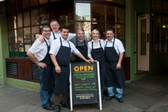 Cheese and Peppers City Cafe - Tom Roche & Team