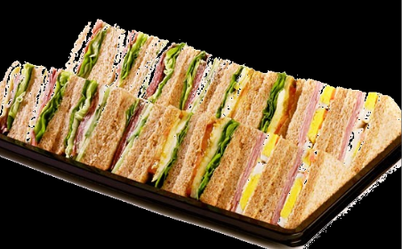 City Cafe Sandwich Platter Large