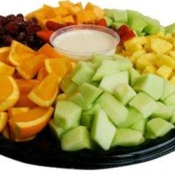 City Cafe Fruit Platter